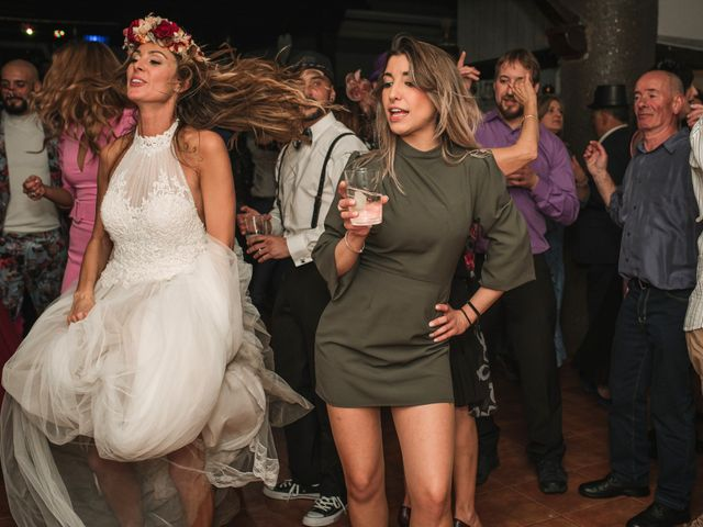 La boda de Haritz y Noe en Hernani, Guipúzcoa 125
