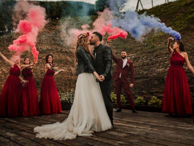 La boda de Haritz y Noe en Hernani, Guipúzcoa 134