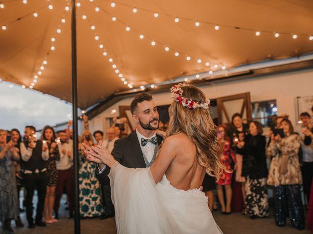 La boda de Haritz y Noe en Hernani, Guipúzcoa 135
