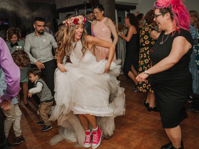 La boda de Haritz y Noe en Hernani, Guipúzcoa 140