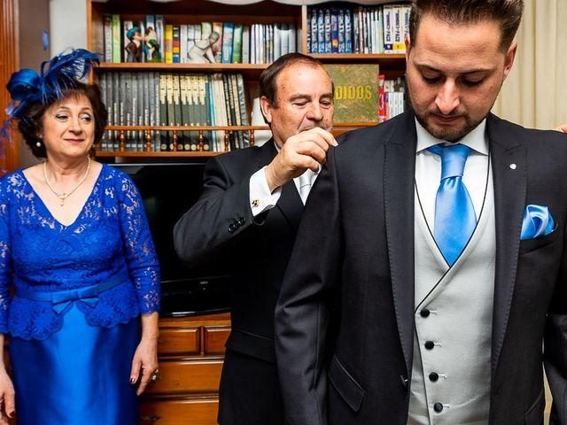 La boda de Javi y Gloria en Burriana, Castellón 7