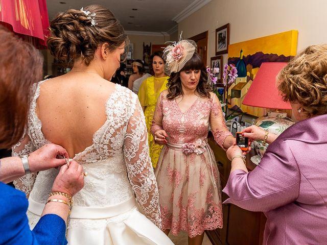 La boda de Javi y Gloria en Burriana, Castellón 13