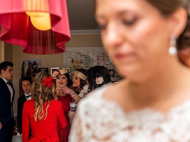 La boda de Javi y Gloria en Burriana, Castellón 14