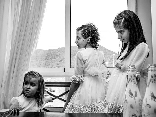 La boda de Javi y Gloria en Burriana, Castellón 17