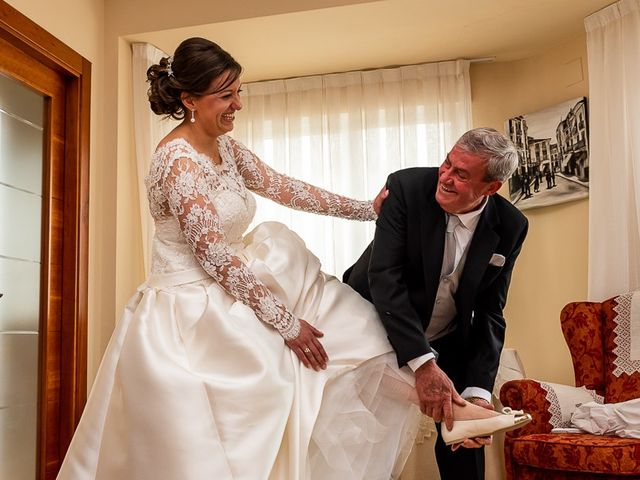 La boda de Javi y Gloria en Burriana, Castellón 18