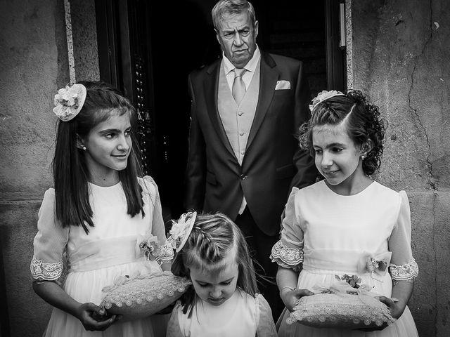 La boda de Javi y Gloria en Burriana, Castellón 24