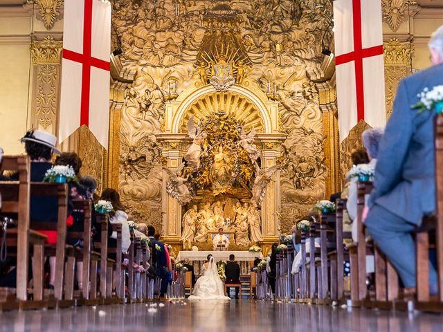 La boda de Javi y Gloria en Burriana, Castellón 30