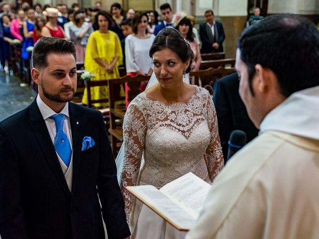 La boda de Javi y Gloria en Burriana, Castellón 31