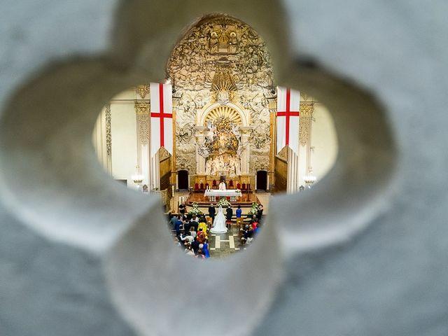 La boda de Javi y Gloria en Burriana, Castellón 35