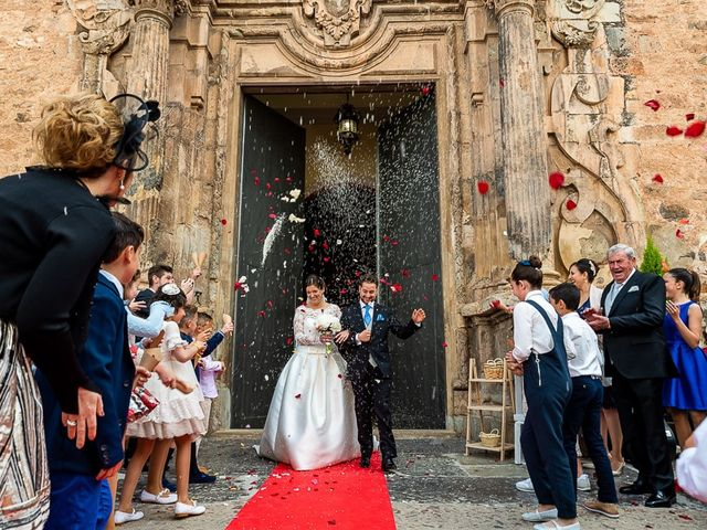 La boda de Javi y Gloria en Burriana, Castellón 37