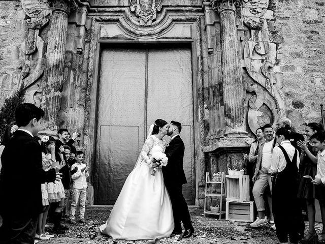 La boda de Javi y Gloria en Burriana, Castellón 38