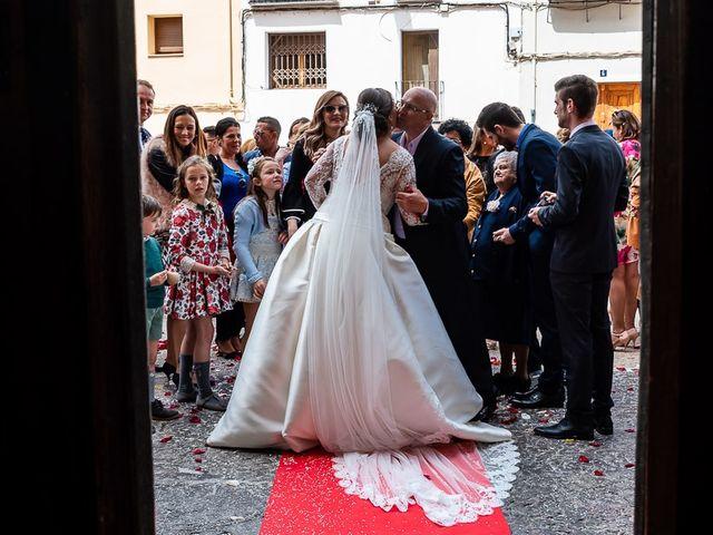 La boda de Javi y Gloria en Burriana, Castellón 39