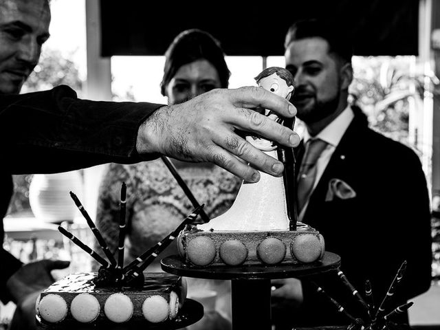 La boda de Javi y Gloria en Burriana, Castellón 44