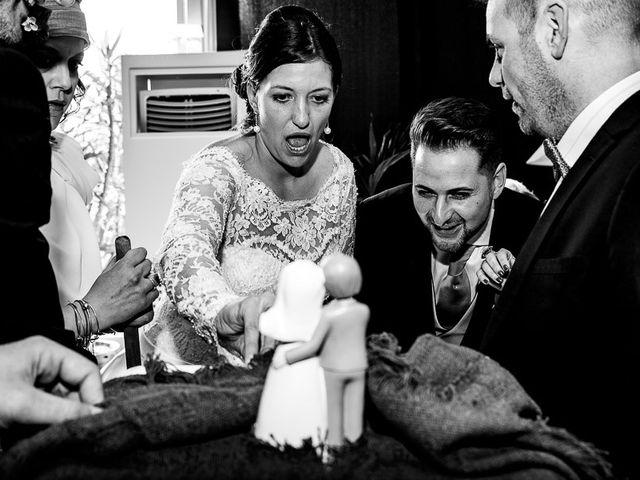 La boda de Javi y Gloria en Burriana, Castellón 50
