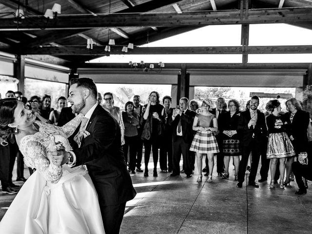 La boda de Javi y Gloria en Burriana, Castellón 52
