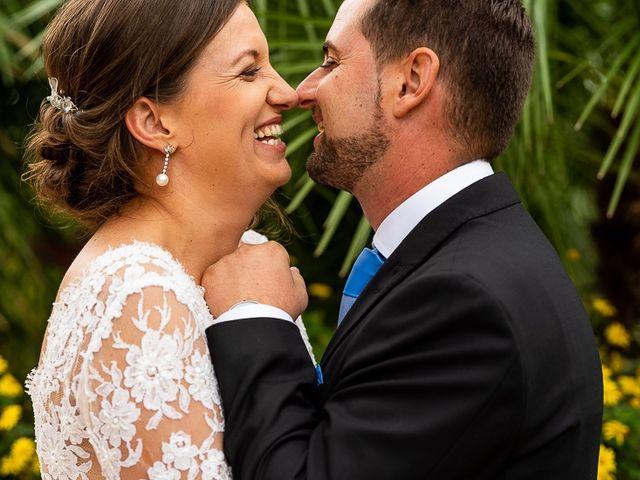 La boda de Javi y Gloria en Burriana, Castellón 58
