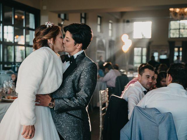 La boda de Azahara y Estefania