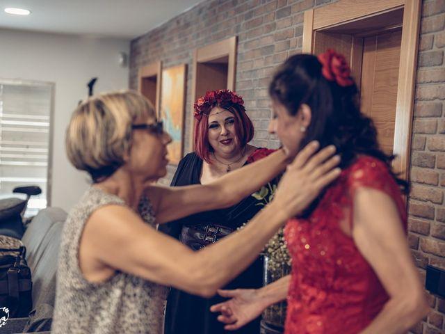 La boda de Iván y Lydia en Santa Maria (Isla De Ibiza), Islas Baleares 4