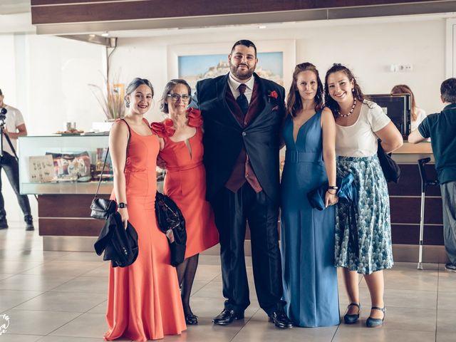 La boda de Iván y Lydia en Santa Maria (Isla De Ibiza), Islas Baleares 18