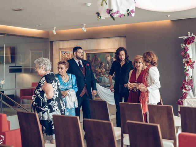 La boda de Iván y Lydia en Santa Maria (Isla De Ibiza), Islas Baleares 20