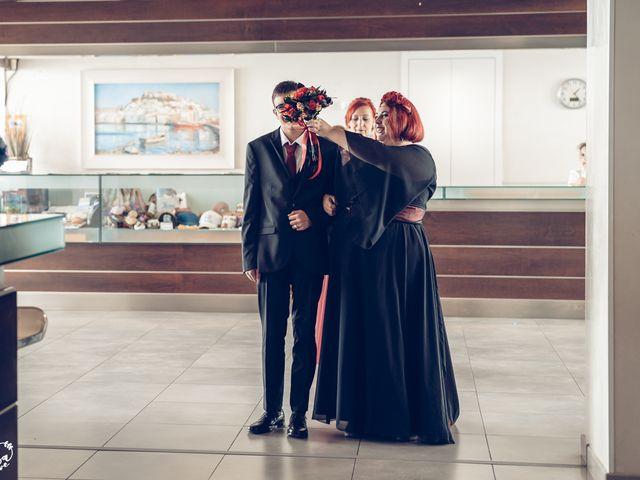 La boda de Iván y Lydia en Santa Maria (Isla De Ibiza), Islas Baleares 26