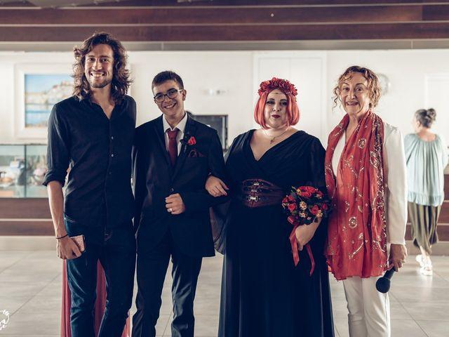 La boda de Iván y Lydia en Santa Maria (Isla De Ibiza), Islas Baleares 27