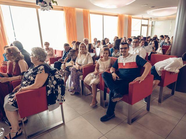 La boda de Iván y Lydia en Santa Maria (Isla De Ibiza), Islas Baleares 28