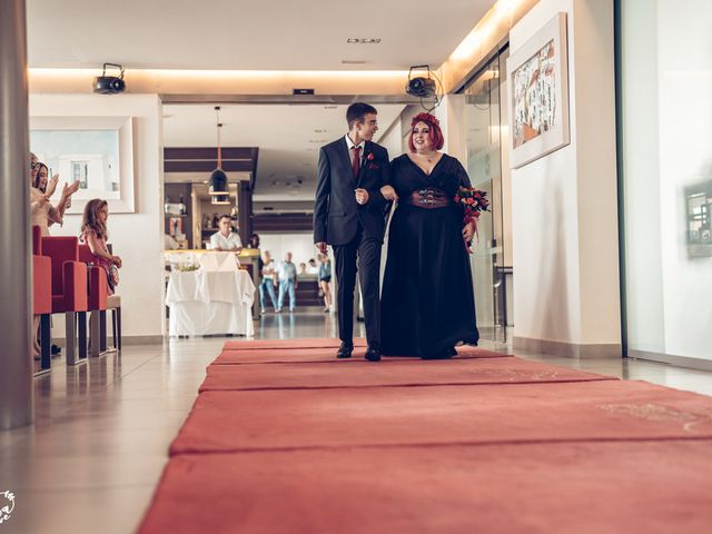 La boda de Iván y Lydia en Santa Maria (Isla De Ibiza), Islas Baleares 33