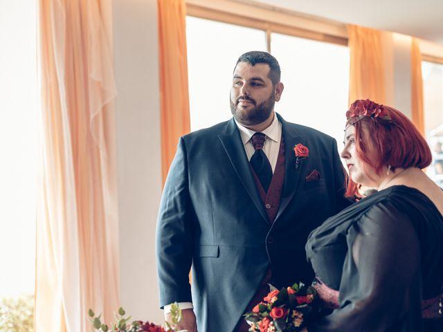 La boda de Iván y Lydia en Santa Maria (Isla De Ibiza), Islas Baleares 34