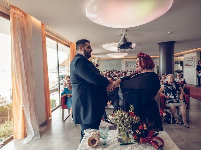 La boda de Iván y Lydia en Santa Maria (Isla De Ibiza), Islas Baleares 38