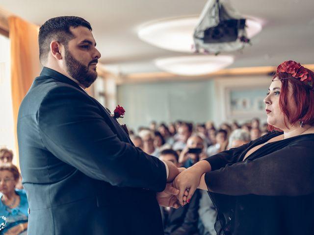 La boda de Iván y Lydia en Santa Maria (Isla De Ibiza), Islas Baleares 40