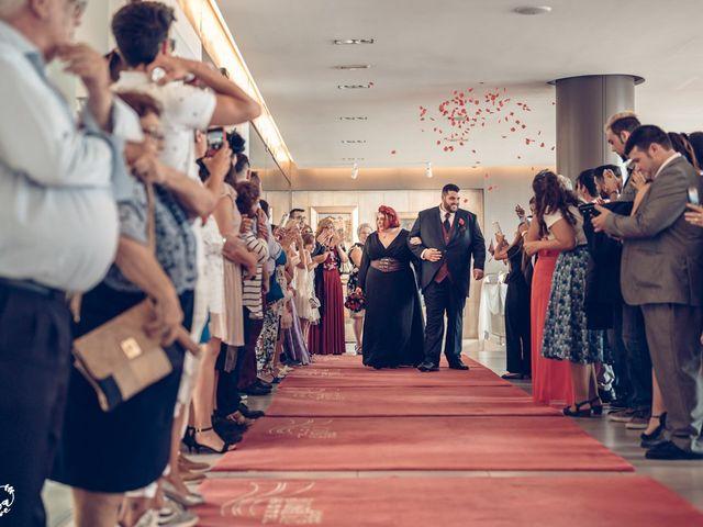 La boda de Iván y Lydia en Santa Maria (Isla De Ibiza), Islas Baleares 49