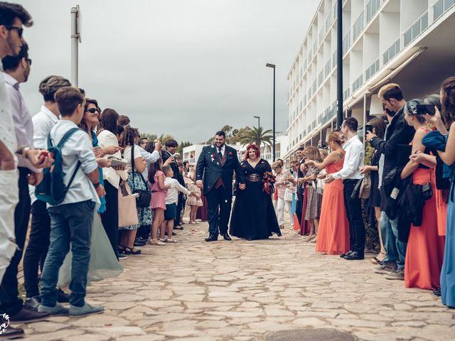 La boda de Iván y Lydia en Santa Maria (Isla De Ibiza), Islas Baleares 50