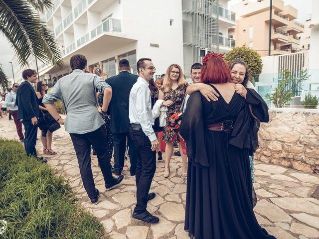 La boda de Iván y Lydia en Santa Maria (Isla De Ibiza), Islas Baleares 53