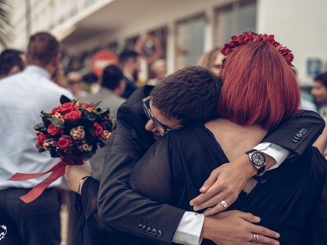 La boda de Iván y Lydia en Santa Maria (Isla De Ibiza), Islas Baleares 54