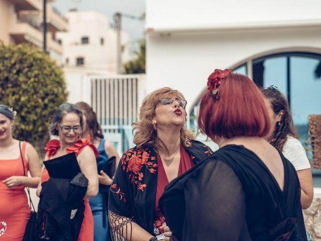 La boda de Iván y Lydia en Santa Maria (Isla De Ibiza), Islas Baleares 55