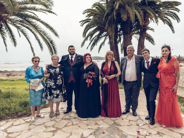 La boda de Iván y Lydia en Santa Maria (Isla De Ibiza), Islas Baleares 62