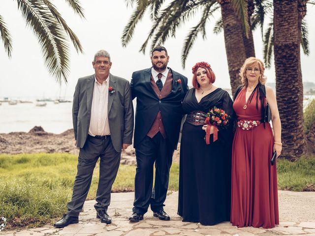 La boda de Iván y Lydia en Santa Maria (Isla De Ibiza), Islas Baleares 63