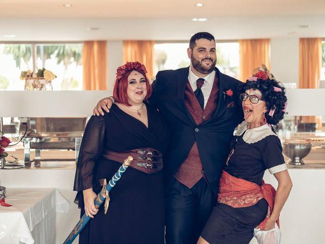 La boda de Iván y Lydia en Santa Maria (Isla De Ibiza), Islas Baleares 76