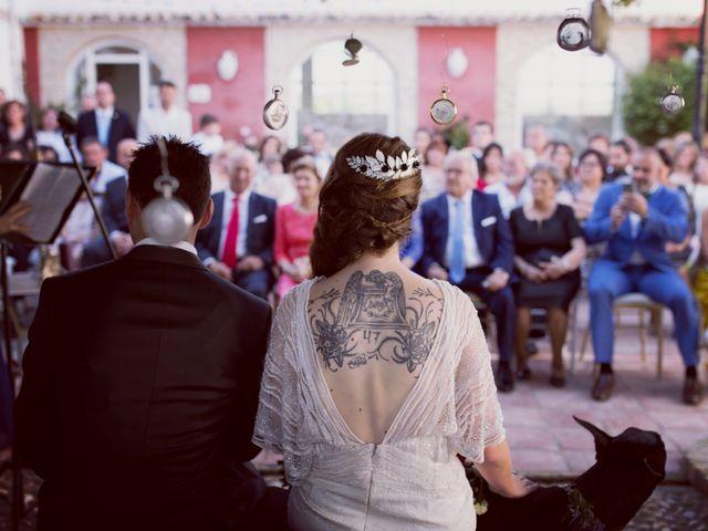 La boda de Juan Alberto y Marisol en Aguilar De La Frontera, Córdoba 4