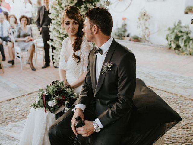 La boda de Juan Alberto y Marisol en Aguilar De La Frontera, Córdoba 7