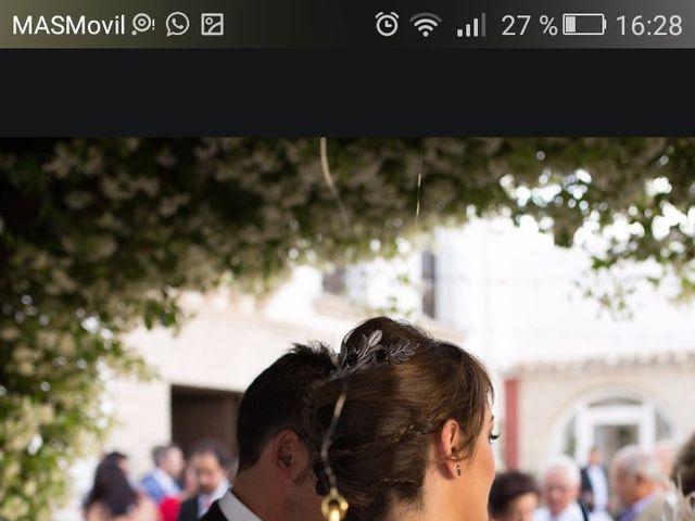 La boda de Juan Alberto y Marisol en Aguilar De La Frontera, Córdoba 14