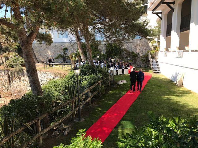 La boda de Alex y Rosa  en Platja D'aro, Girona 3
