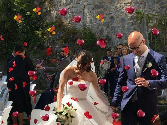 La boda de Alex y Rosa  en Platja D'aro, Girona 4
