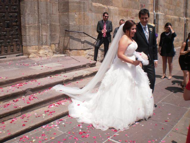 La boda de Aroa y Sergio  en Reinosa, Cantabria 1