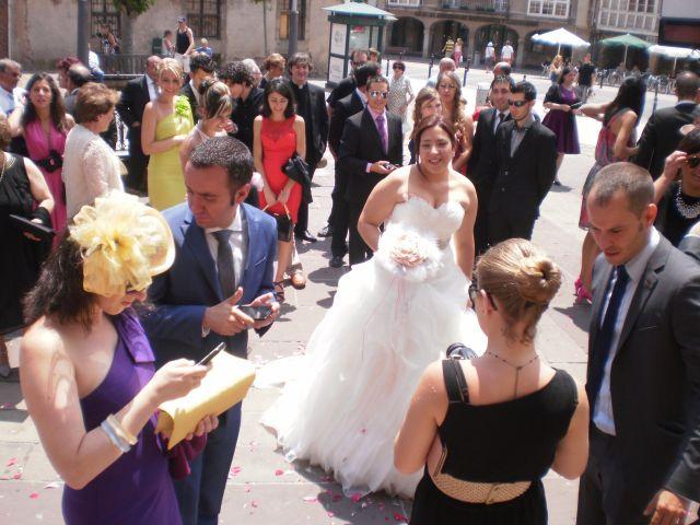 La boda de Aroa y Sergio  en Reinosa, Cantabria 6