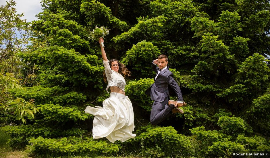 La boda de Jordi y Laura en Viladrau, Girona