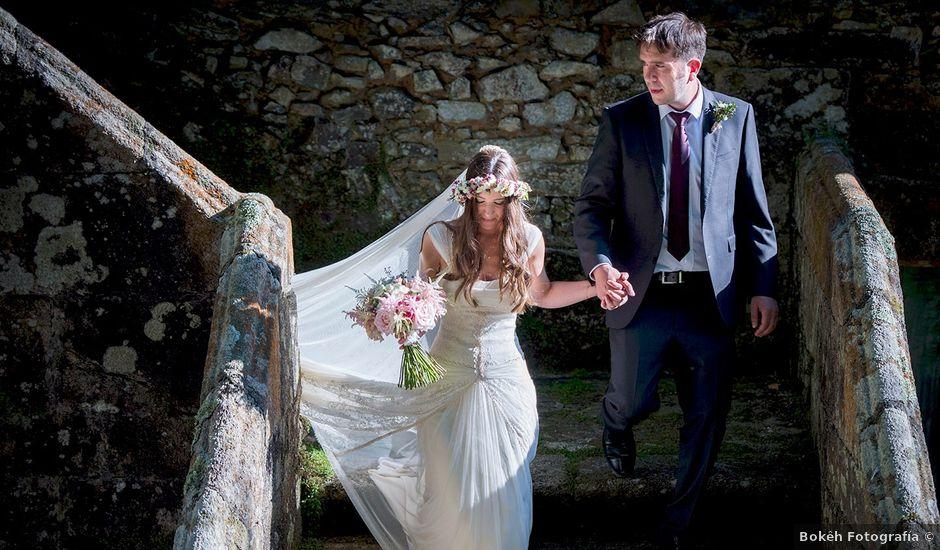 La boda de Fran y Eva en Cela (Cambre), A Coruña