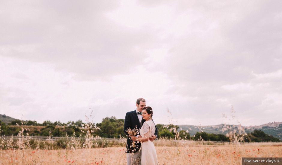 La boda de Javier y Ana en Horche, Guadalajara