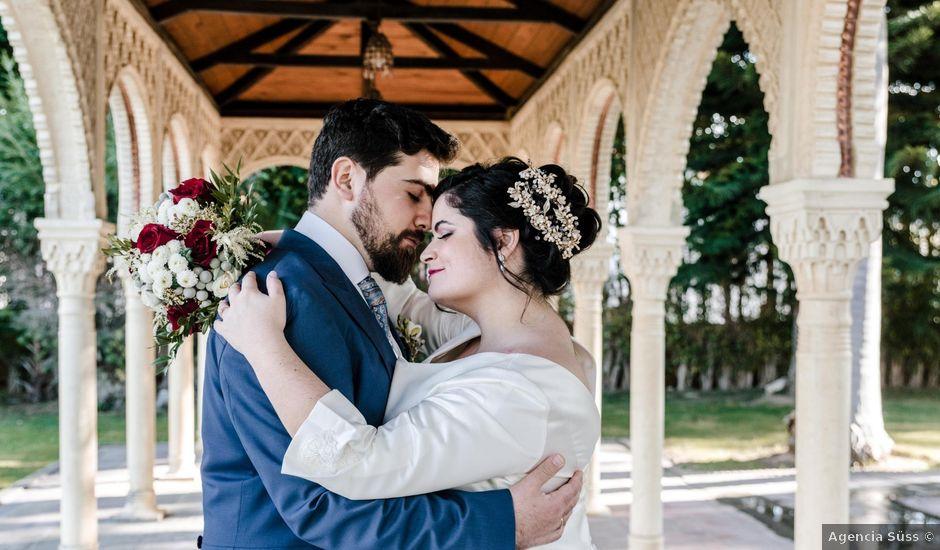 La boda de Antonio y Mª Ángeles en Churriana, Málaga